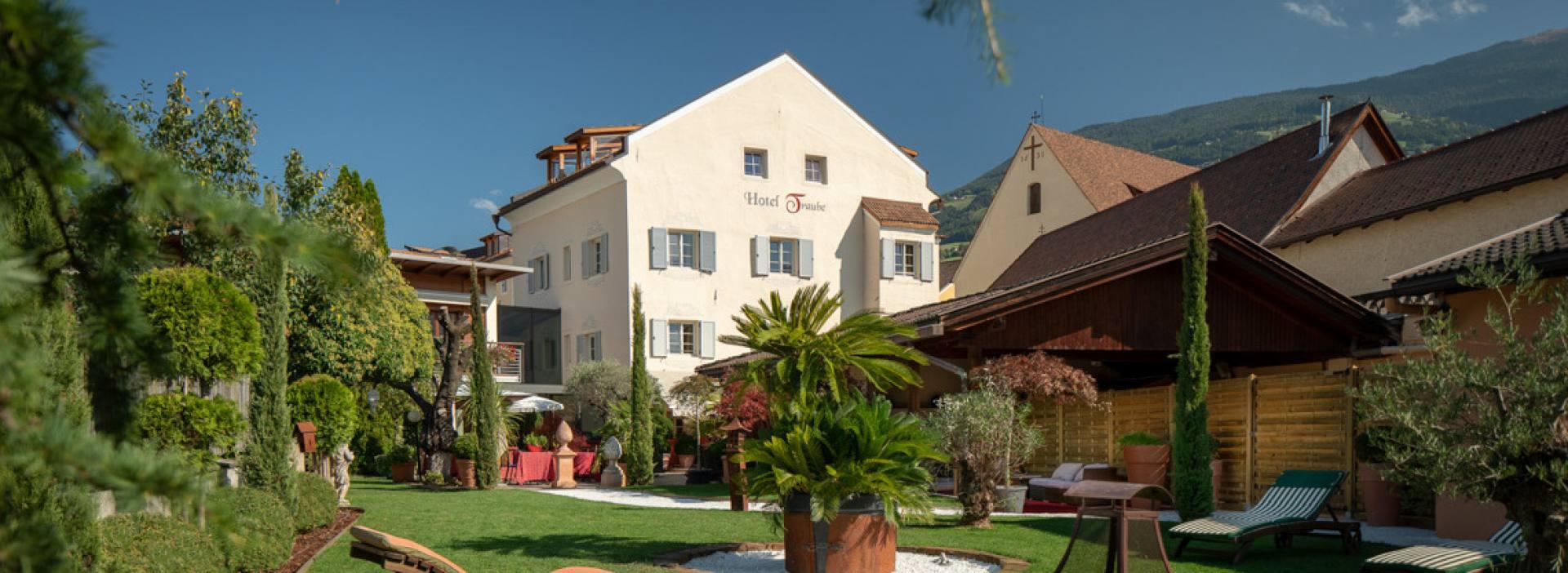 Garni Hotel Traube
