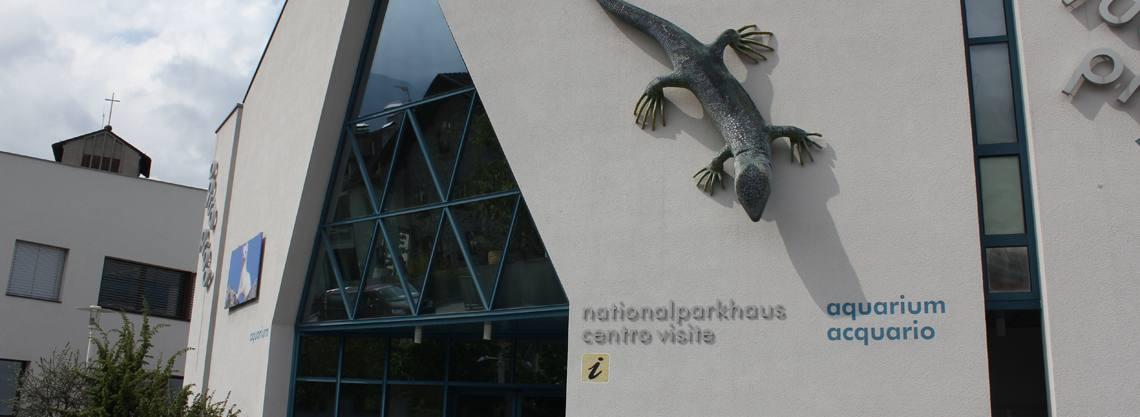 Parco Nazionale dello Stelvio: Centro Visite aquaprad