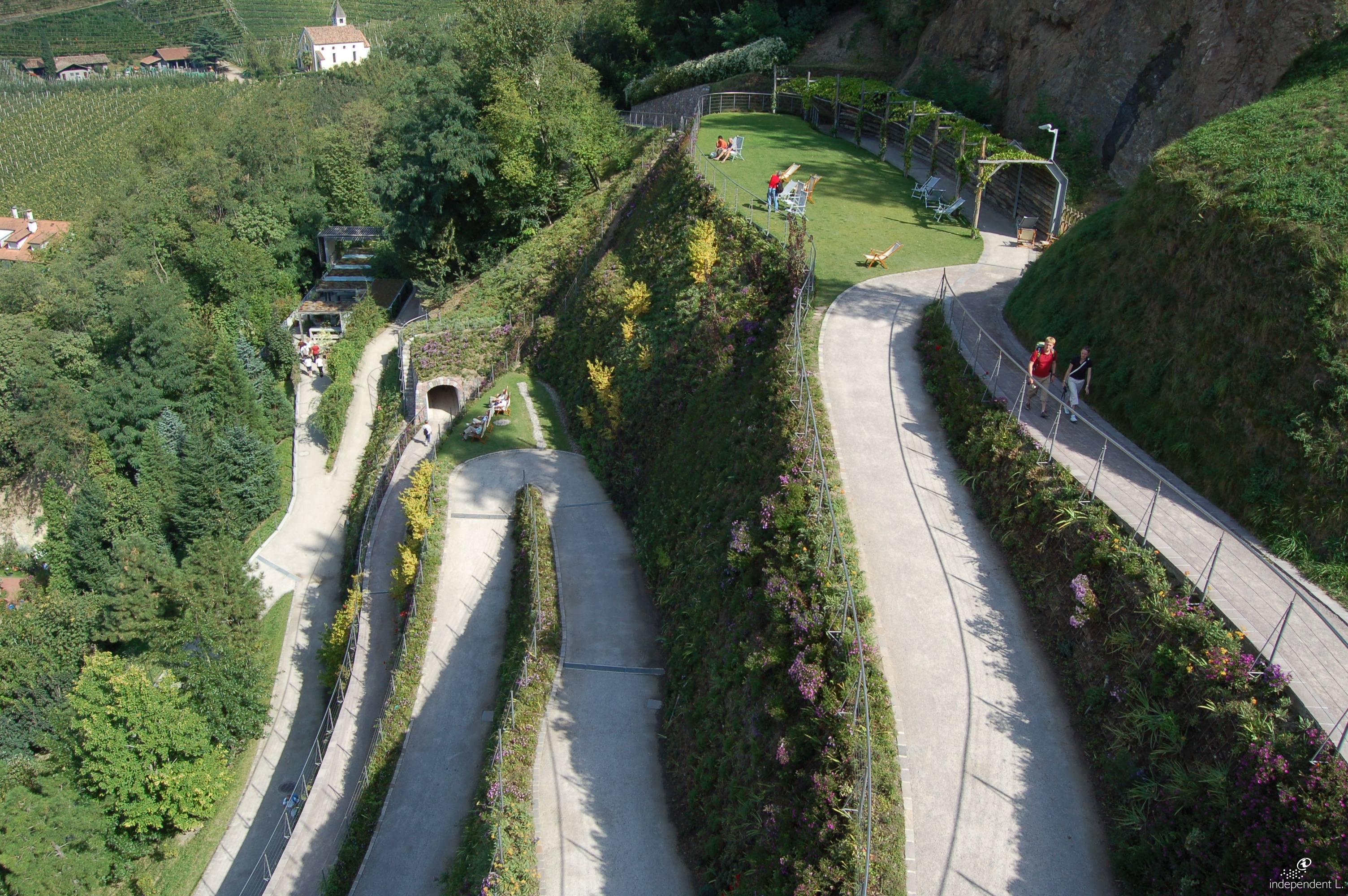I Giardini Di Castel Trauttmansdorff Alto Adige Per Tutti