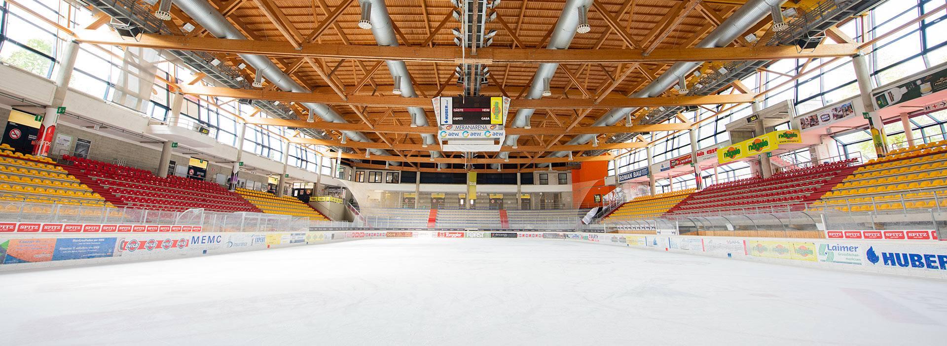 Eissporthalle Meranarena
