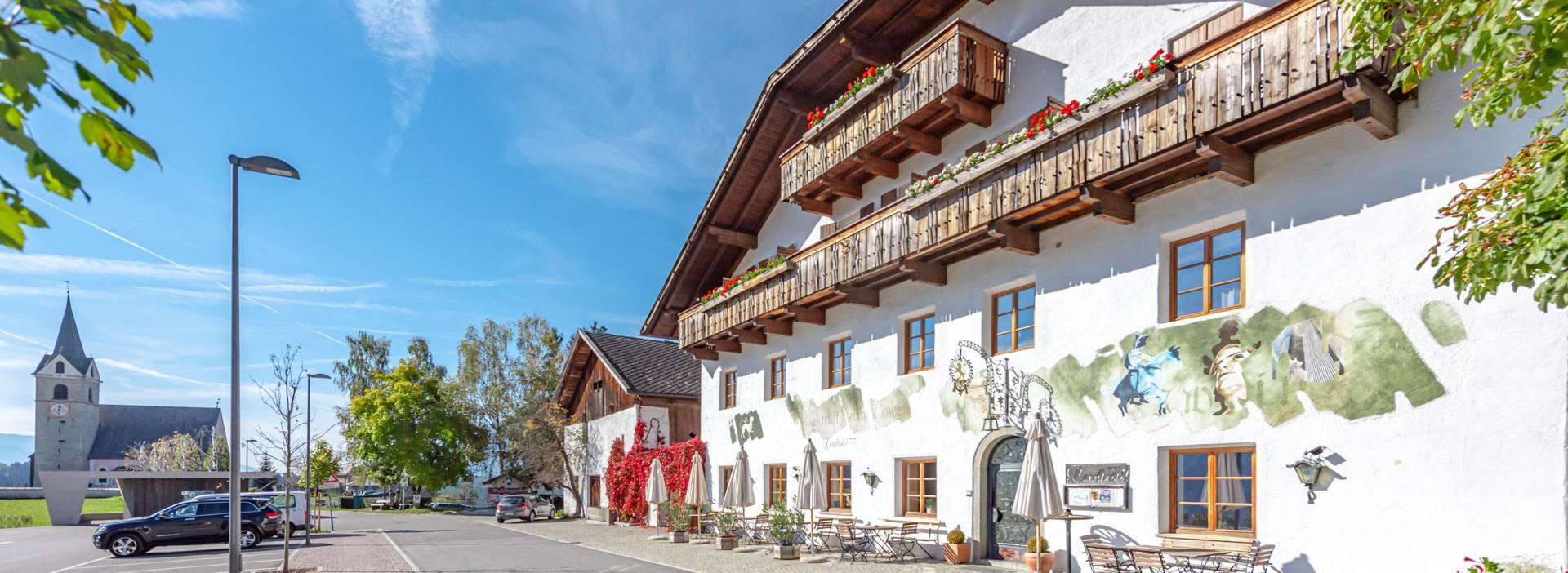 Landhotel Gasthof zum Löwen