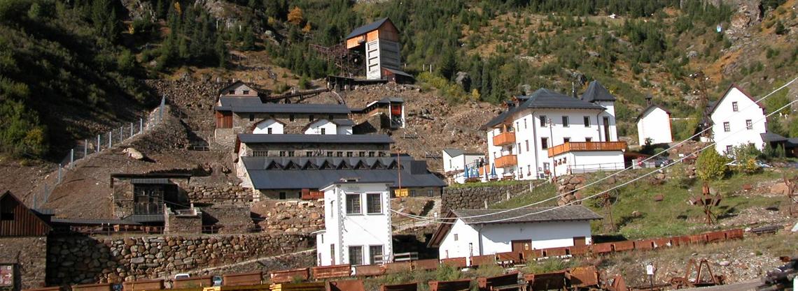 Südtiroler Bergbaumuseum: Ridnaun Schneeberg