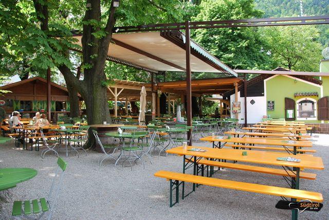 Ristorante giardino forst alto adige per tutti for Giardino forst