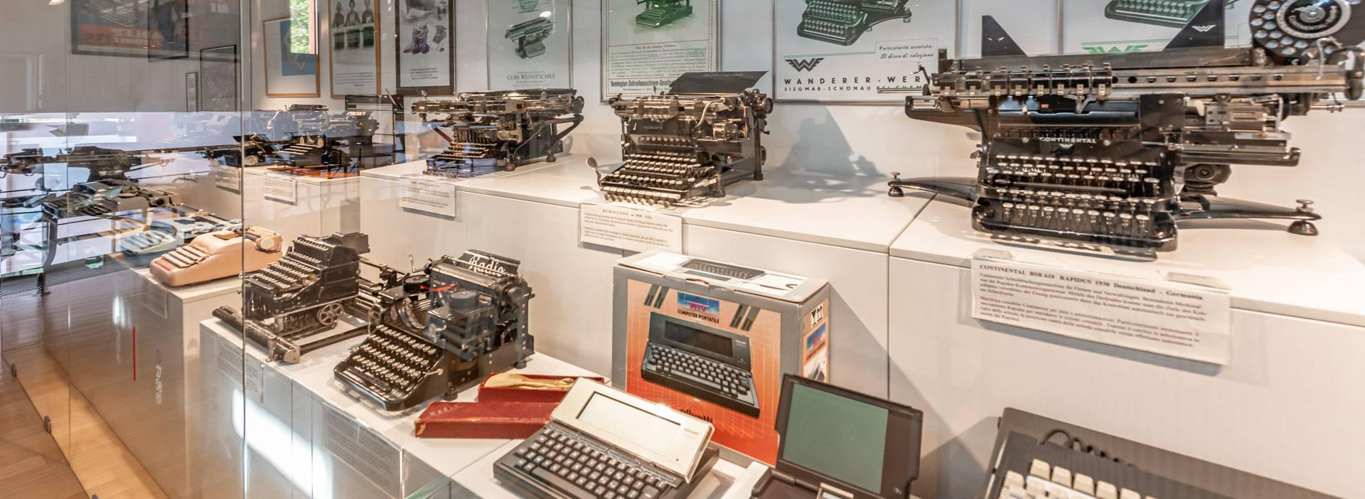 Museo delle Macchine da Scrivere Peter Mitterhofer