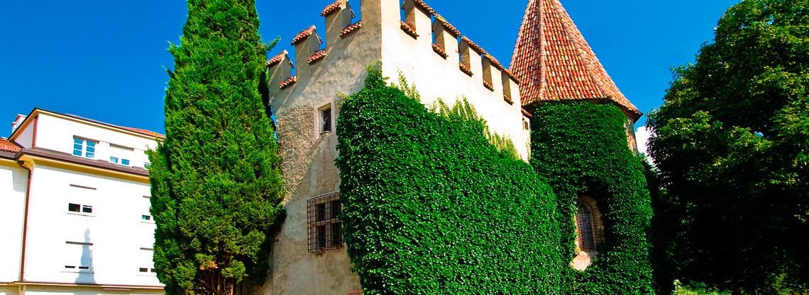 Landesfürstliche Burg Meran