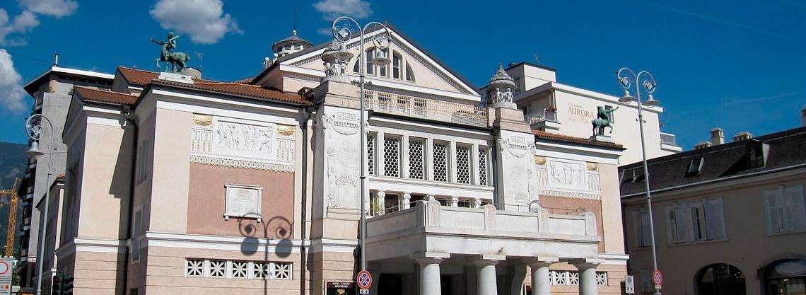 Teatro Puccini di Merano