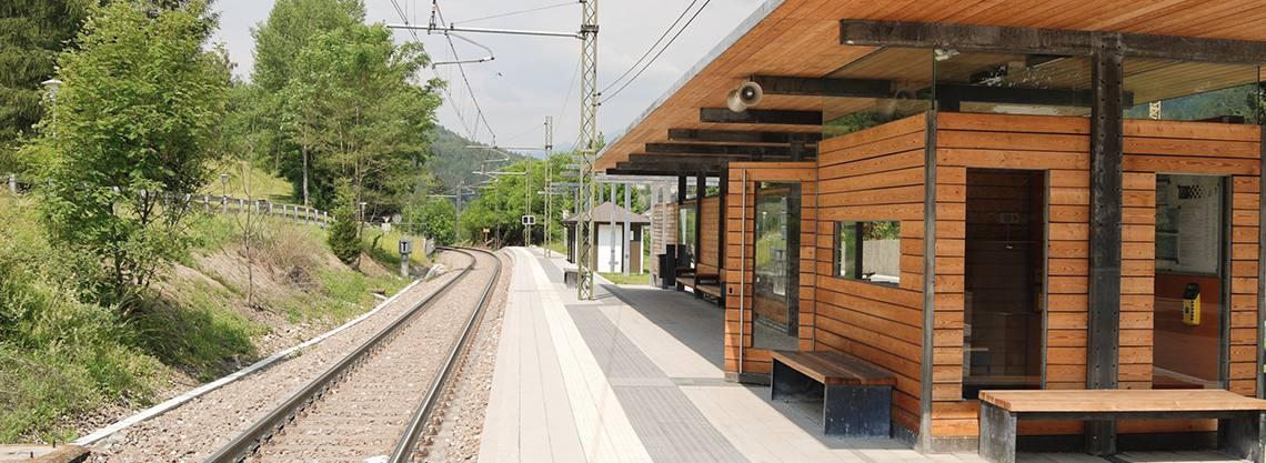 Bahnhof St. Lorenzen
