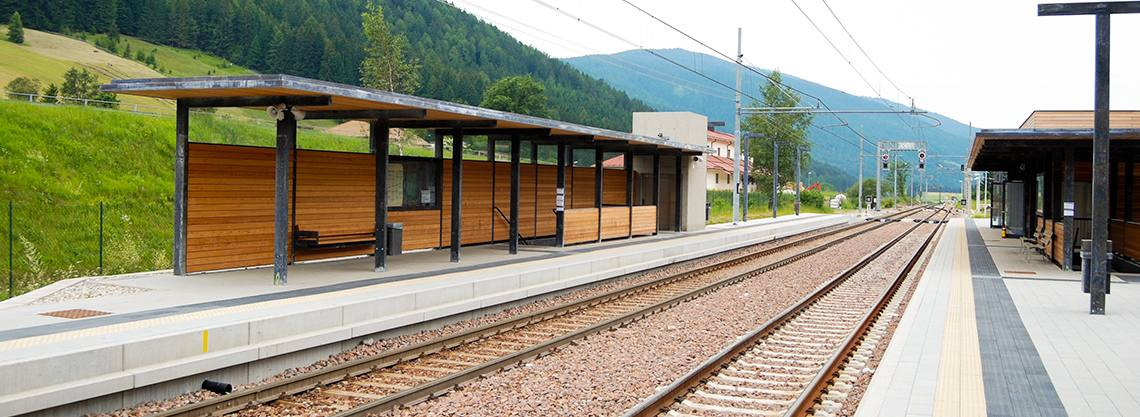 Bahnhof Niederdorf