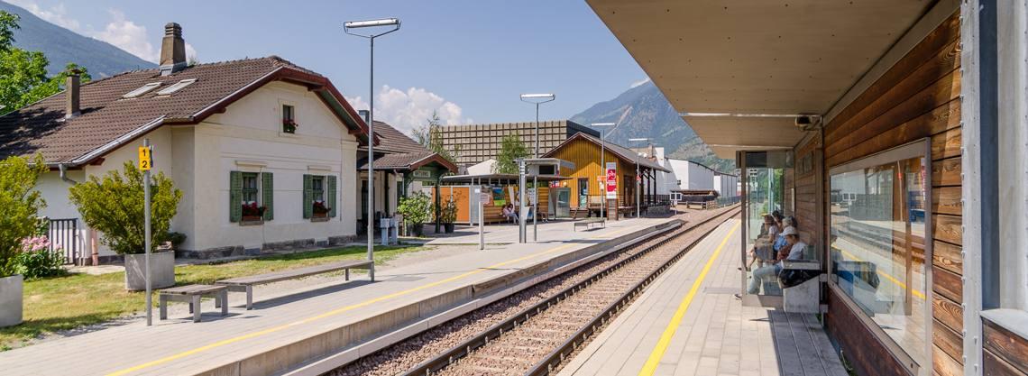 Bahnhof Naturns