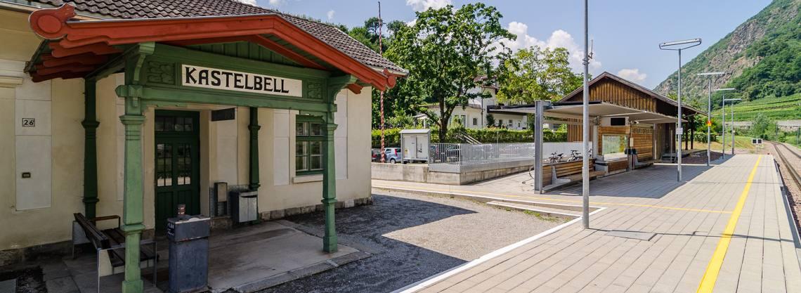 Stazione di Castelbello