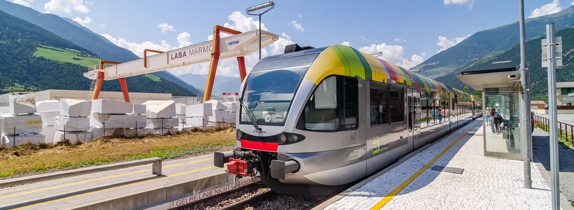 Stazione di Lasa