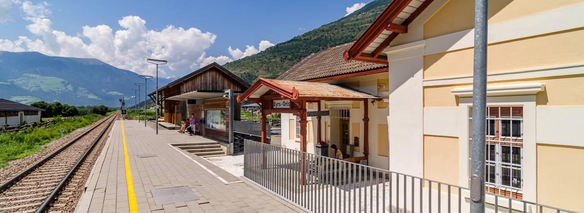 Stazione di Oris