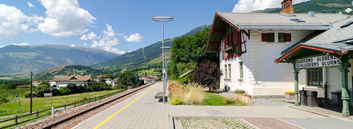 Stazione di Sluderno