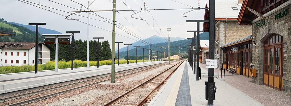 Bahnhof Toblach