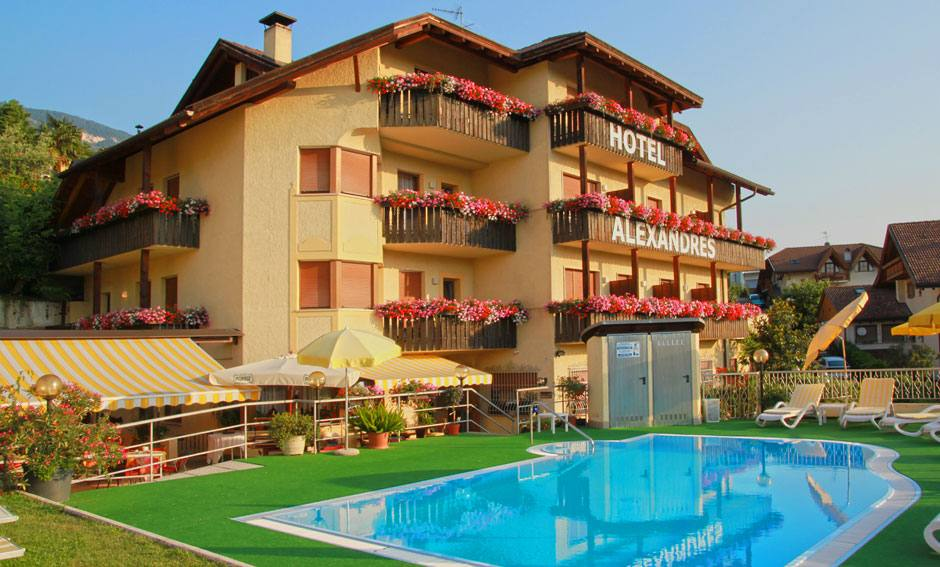 Hotel Pensione Alexandres