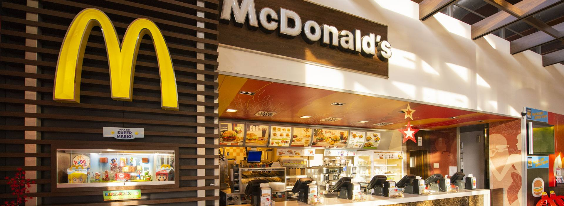 McDonald's Bolzano
