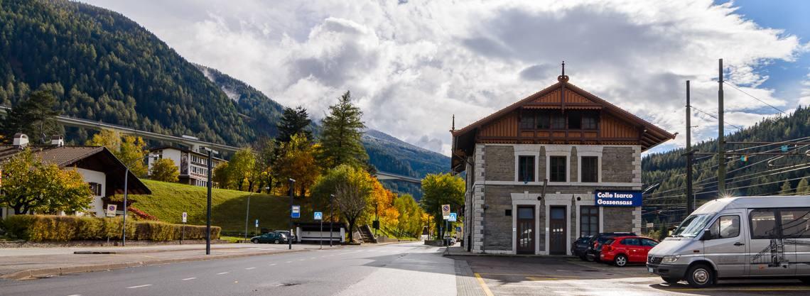 Stazione di Colle Isarco