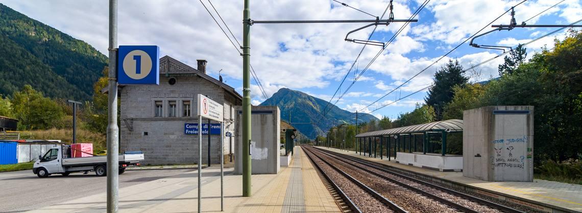 Stazione di Campo di Trens
