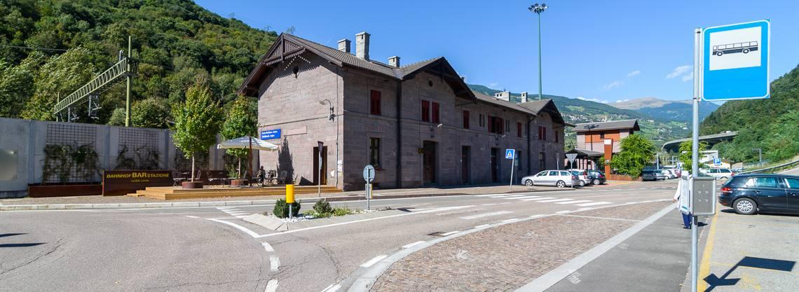 Stazione di Ponte Gardena - Laion