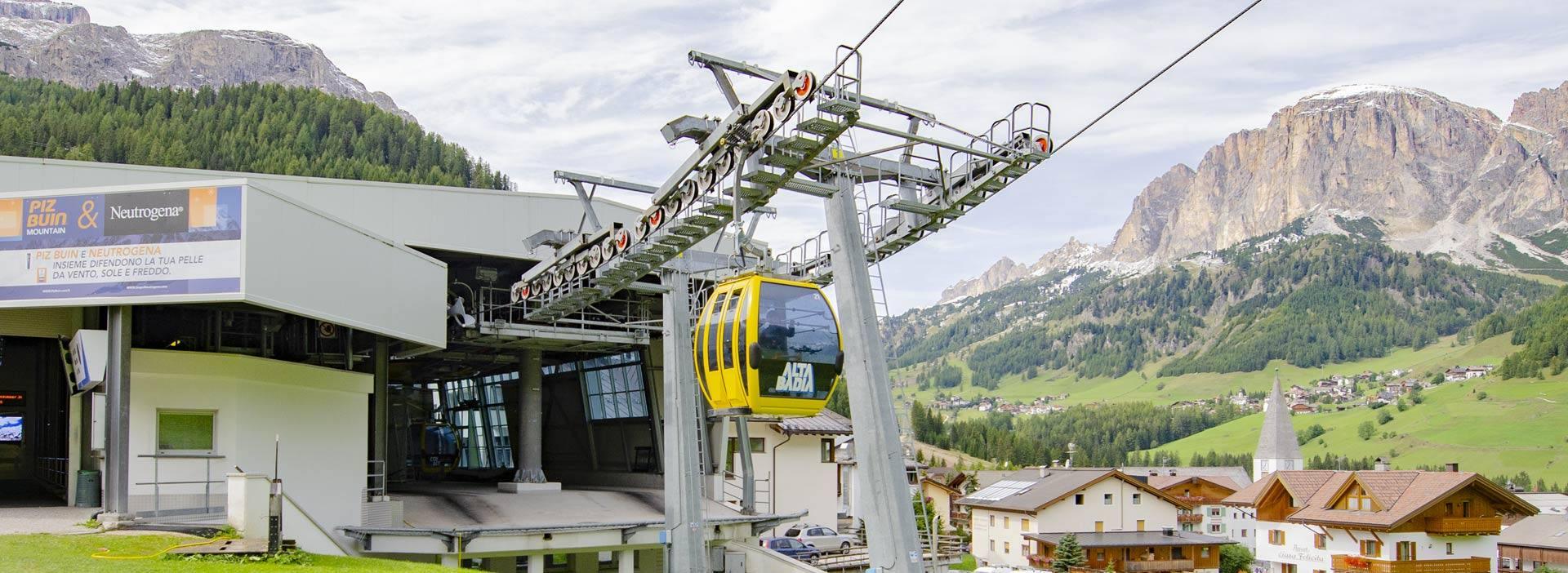 Kabinenbahn Col Alto
