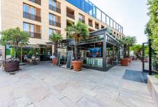 Hotel Therme Meran - Rampe Bistro Piazza