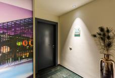 Hotel Therme Meran - WC Tiefgarage