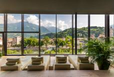 Hotel Therme Meran - Sky Spa - Relax