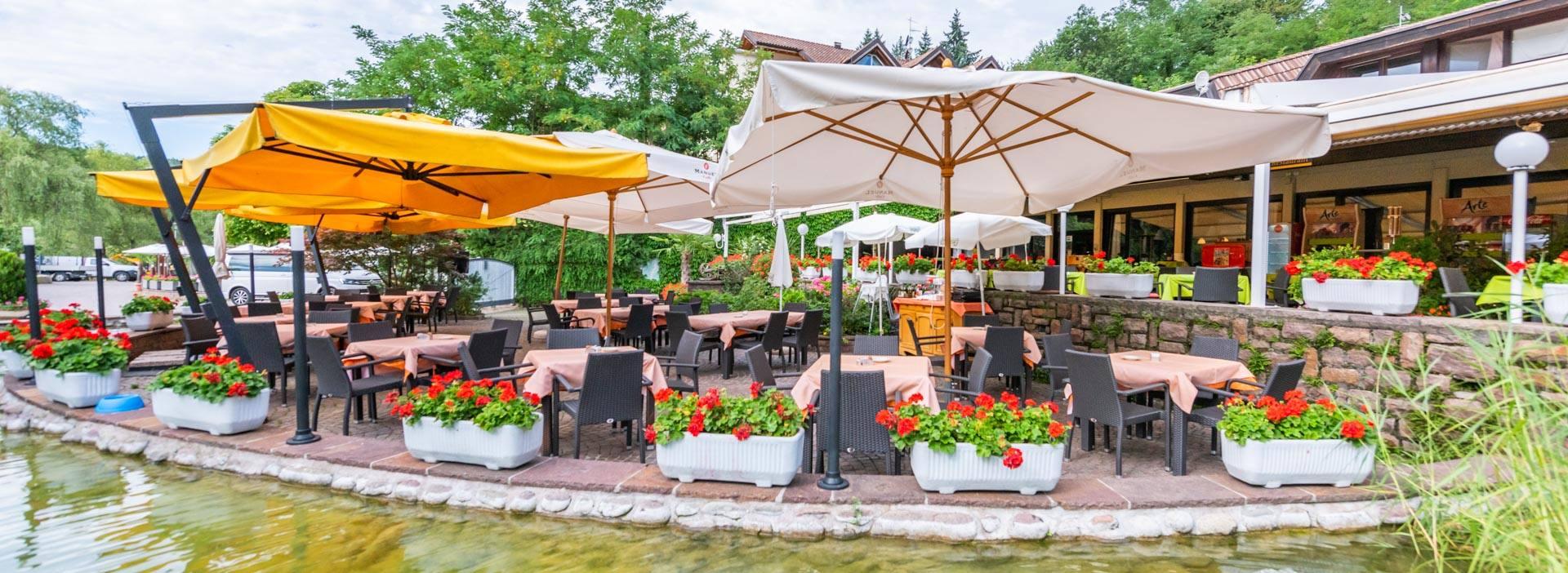 Restaurant Montiggler See